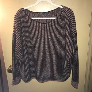 NWT French Connection Crop Sweater